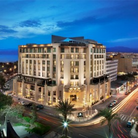 Hilton Double Tree Aqaba