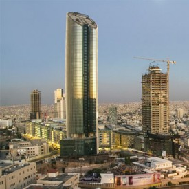 Rotana Tower Amman